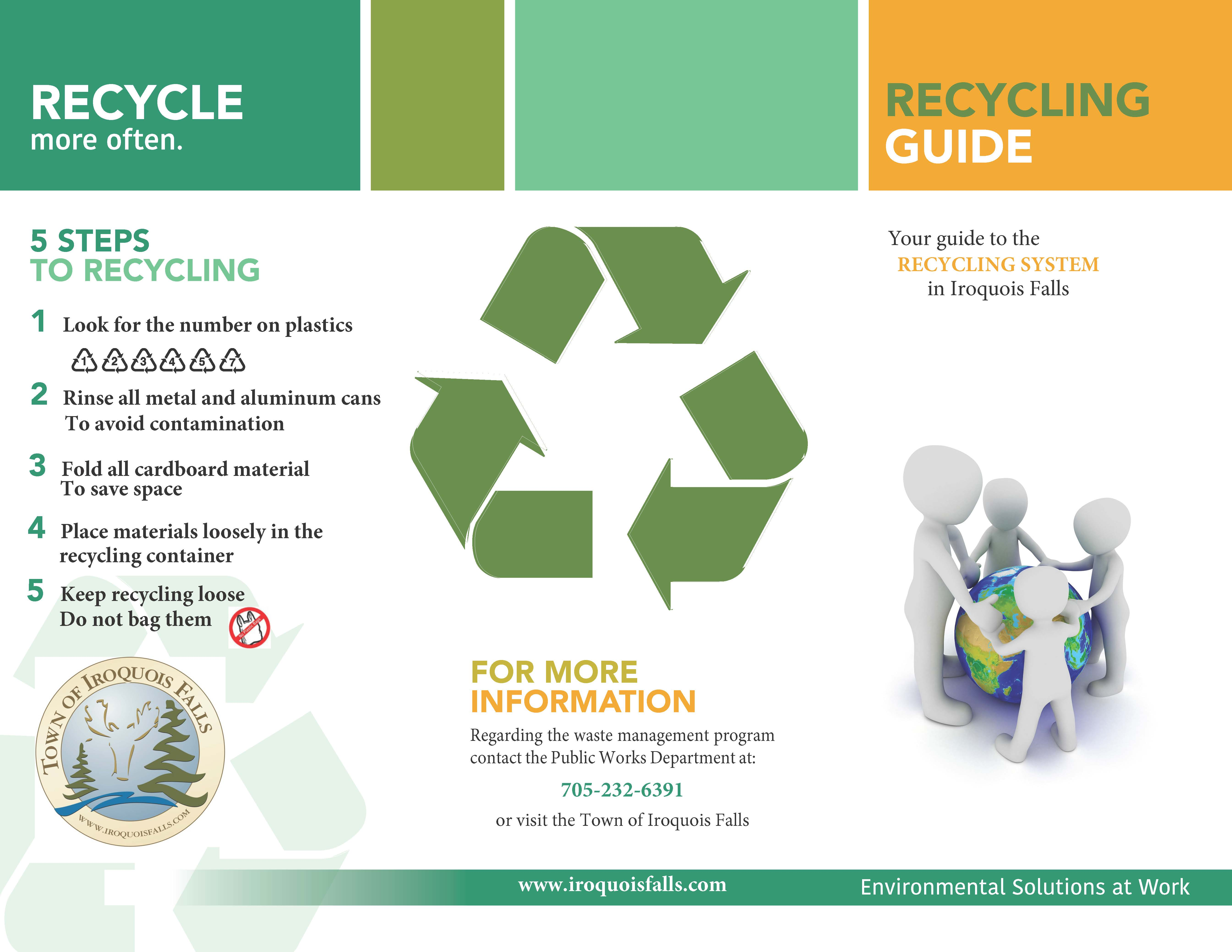 Recycling Pamphlet
